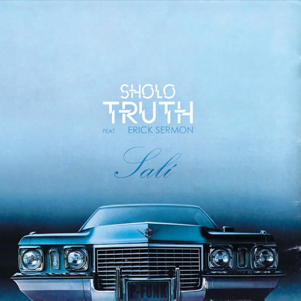 FRONT 7 Sleeve Sholo Truth Sali Erick Sermon ed