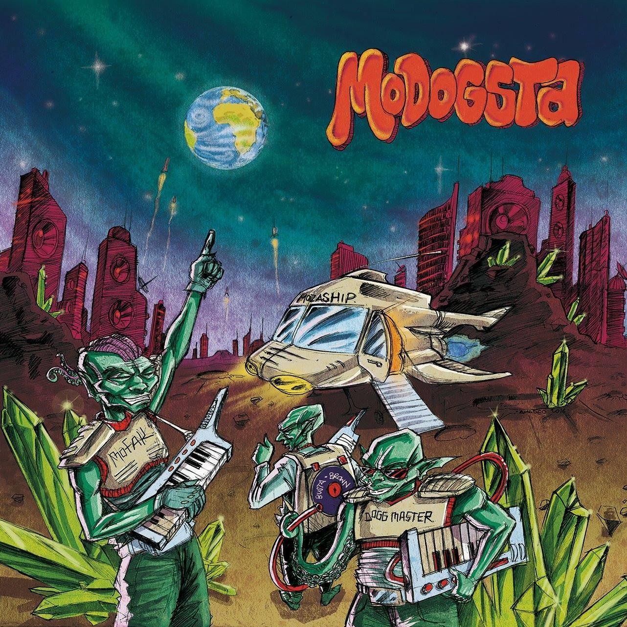 Modogsta CD Album (10.10.2016)